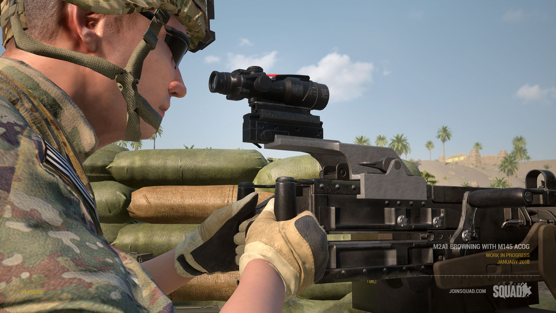Machine gun optics 2