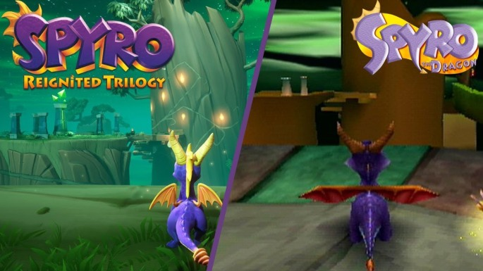 SPYRO GRAPHICS