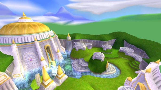 Spyro world 1