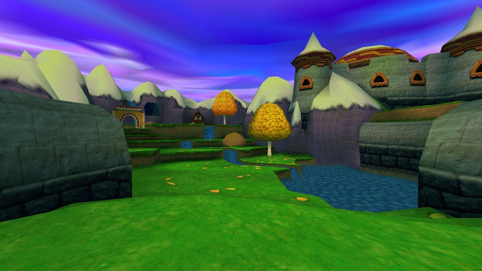 Spyro world 4