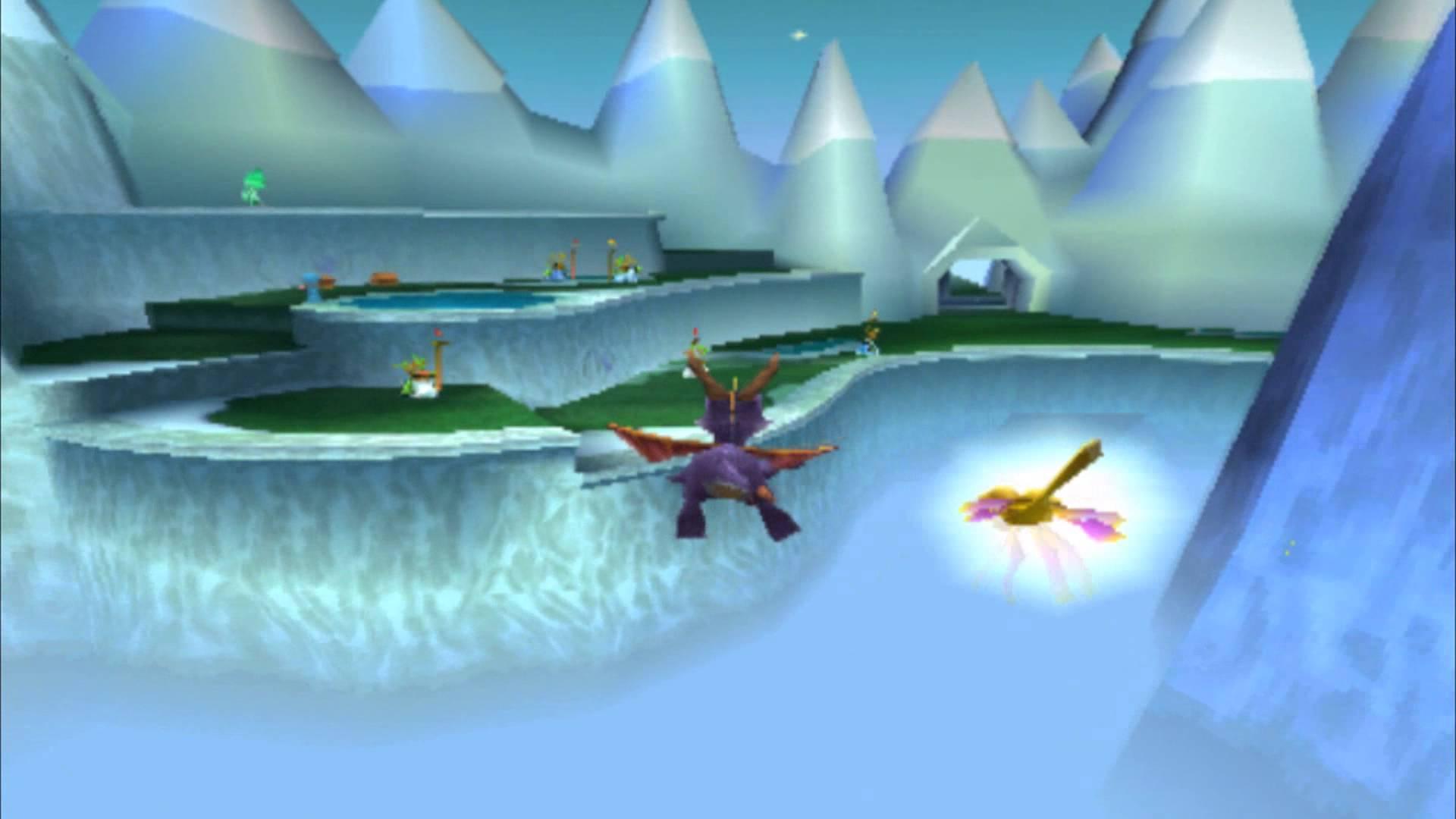 Spyro world 5