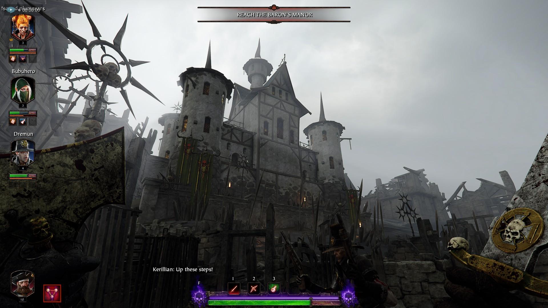 Warhammer Vermintide 2: Grim, Ghastly, Great | Read This Stance