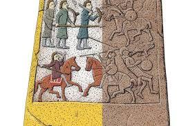 Pictish Stone men