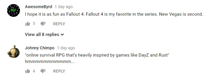 Fallout mixed reviews 3