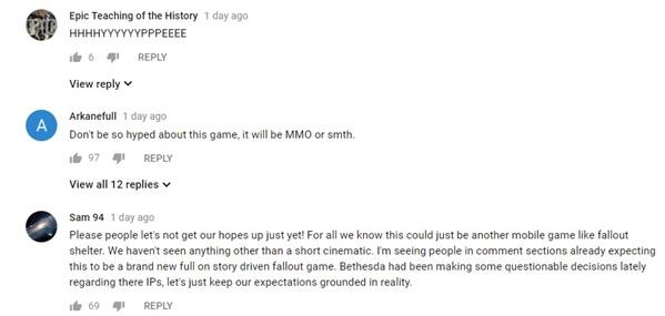 Fallout mixed reviews